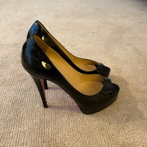 Christian Louboutin New Very Prive 100 mm